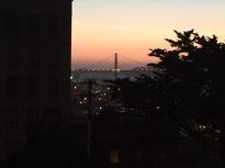 Golden Gate at Sunset